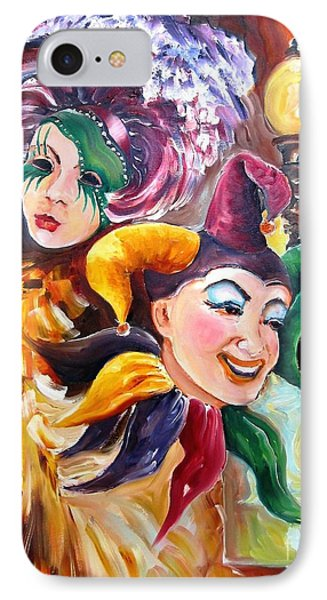 Mardi Gras Images Phone Case by Diane Millsap