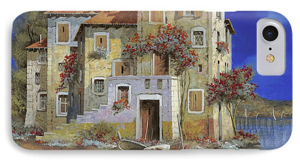 Mareblu' Phone Case by Guido Borelli