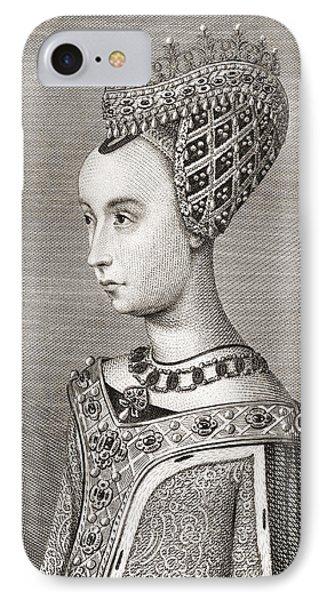 Margaret Of Denmark, 1456 IPhone Case