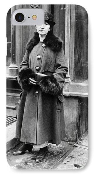Margaret Sanger IPhone Case by Granger