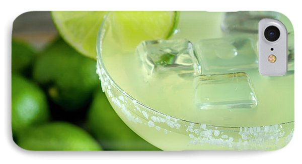 IPhone Case featuring the photograph Margaritas Anyone by Teri Virbickis