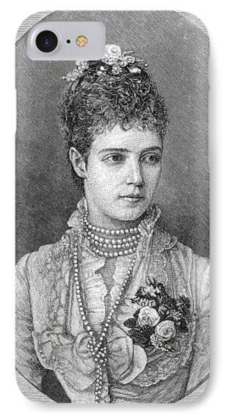 Maria Fyodorovna Phone Case by Granger