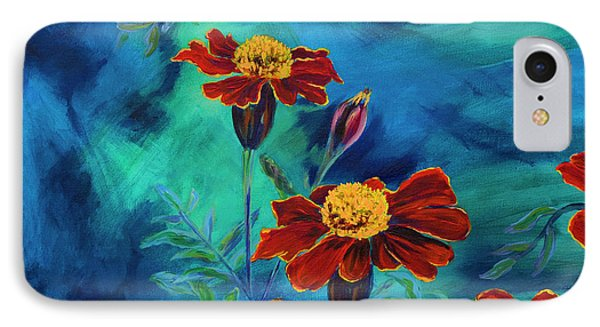 Marigolds IPhone Case