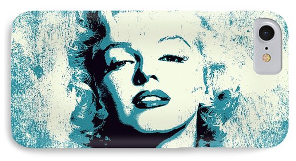 Marilyn Monroe - 201 IPhone Case by Variance Collections