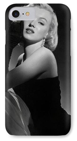 Marilyn Monroe Phone Case by American School
