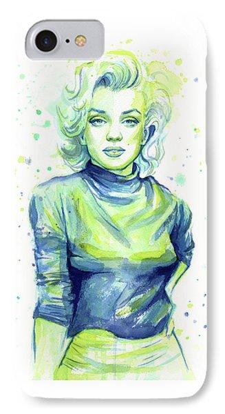 Marilyn Monroe IPhone 7 Case
