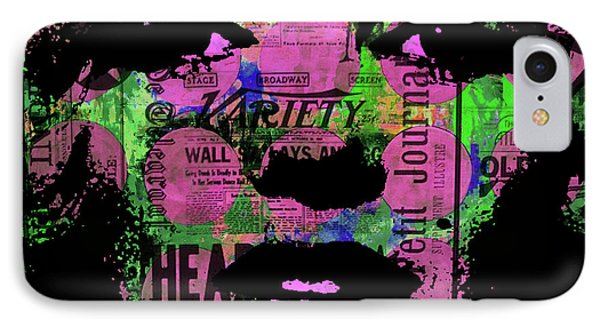 Marilyn Polk Dot Bubble Wrap Pop Art Painting Abstract Robert R IPhone Case