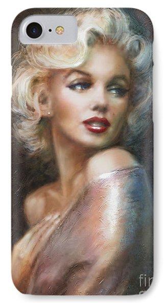 Marilyn Ww Soft IPhone Case