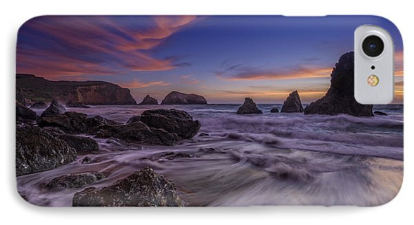 Marin IPhone Case by Rick Berk