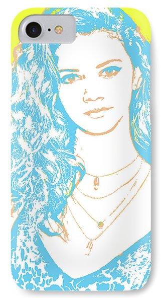 Marina Nery Pop Art IPhone Case