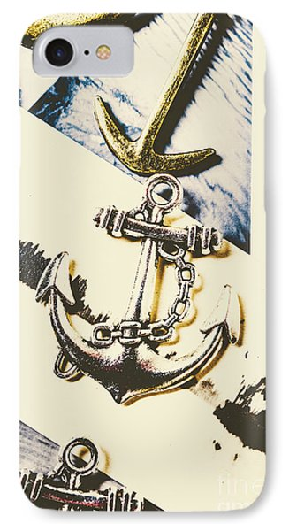 Marine Insignia IPhone Case by Jorgo Photography - Wall Art Gallery