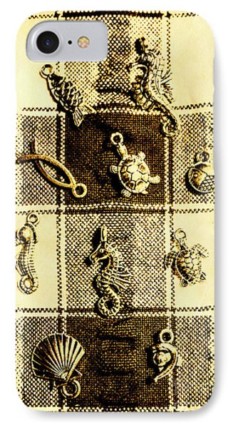 Seahorse iPhone 7 Case - Marine Theme by Jorgo Photography - Wall Art Gallery