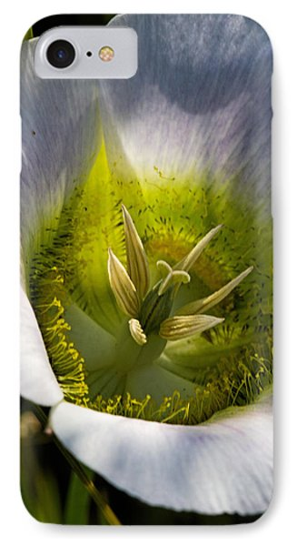 Mariposa Lily IPhone Case by Alana Thrower