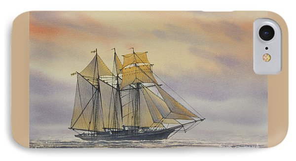 Maritime Beauty IPhone Case by James Williamson