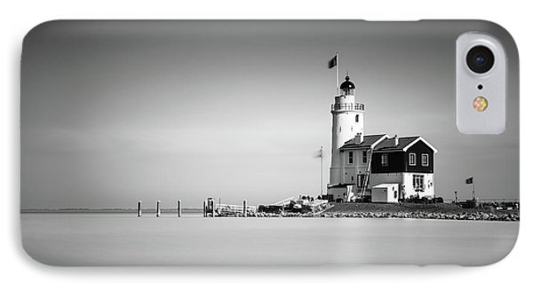 Marken Lighthouse IPhone Case by Ivo Kerssemakers