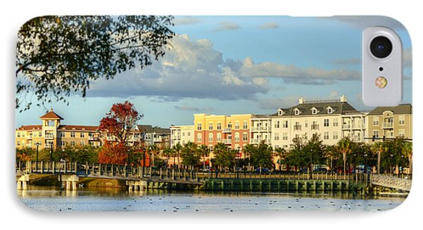 Market Common Myrtle Beach IPhone Case