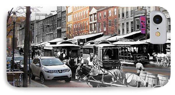 Market Street Old City IPhone Case