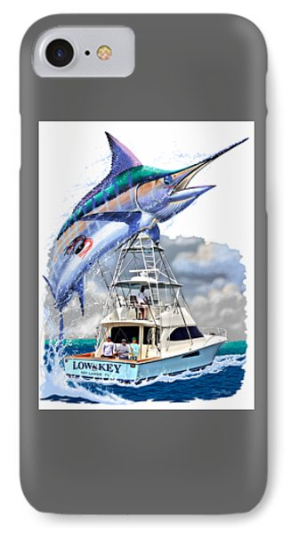 Marlin Commission  IPhone Case