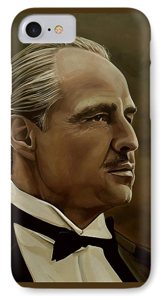 Marlon Brando IPhone Case