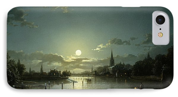 Marlow On Thames IPhone Case
