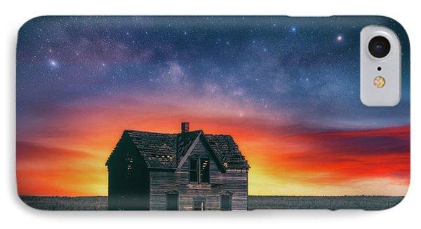 Marquette iPhone 7 Case - Marquette Magic by Darren White