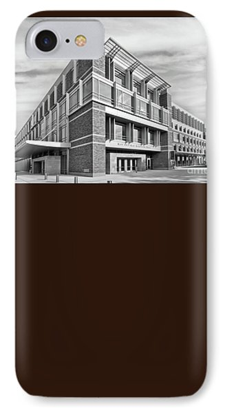 Marquette University Eckstein Hall  IPhone Case by University Icons
