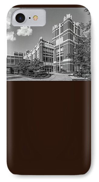 Marquette University Raynor Library IPhone Case by University Icons