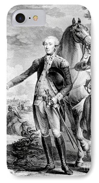 Marquis De Lafayette Siege IPhone Case