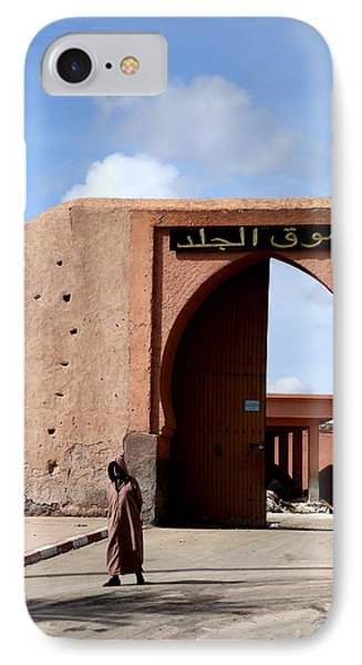 IPhone Case featuring the photograph Marrakech 1 by Andrew Fare