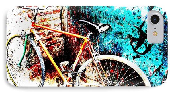 Marrakech Funky Bike  IPhone Case