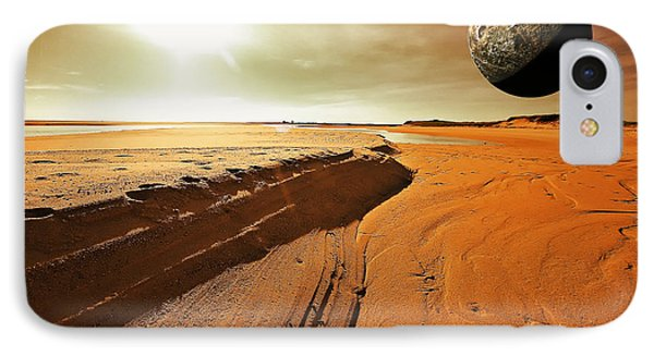 Mars IPhone Case by Dapixara Art