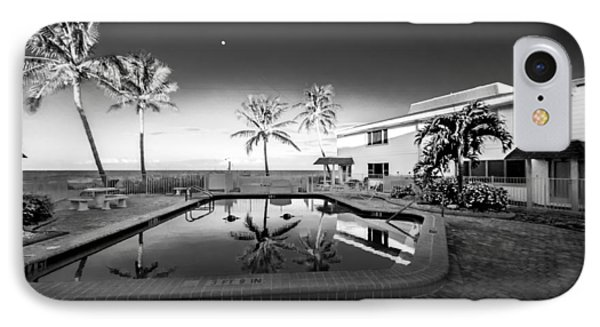 Mars Poolside IPhone Case