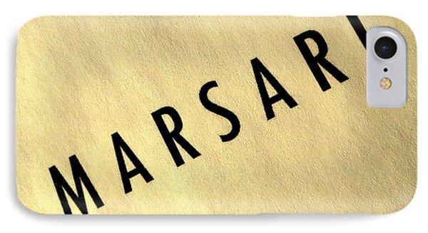 Marsari Gold IPhone Case