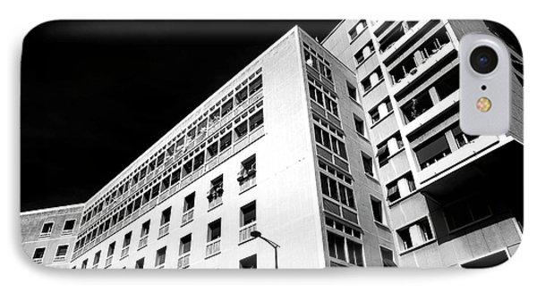 Marseille Design Phone Case by John Rizzuto