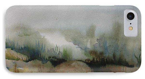 Marsh IPhone Case by Anna  Duyunova