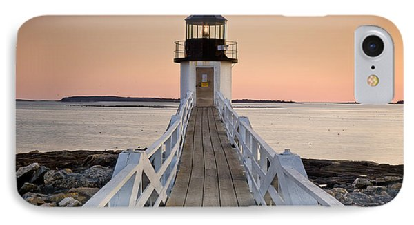 Marshal Point Glow Phone Case by Susan Cole Kelly