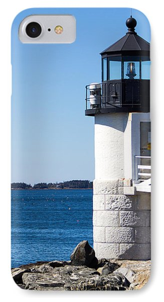 Marshall Point Light IPhone Case