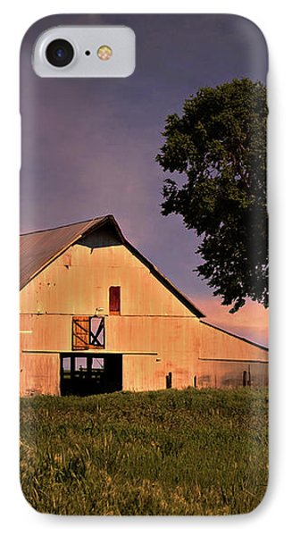 Marshall's Farm IPhone Case by Lana Trussell