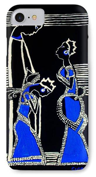 Martha And Mary Of Bethany Phone Case by Gloria Ssali