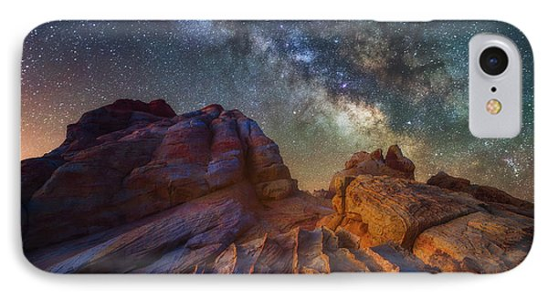 IPhone Case featuring the photograph Martian Landscape by Darren White