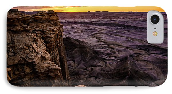 Martian Landscape On Earth - Utah IPhone Case by Gary Whitton