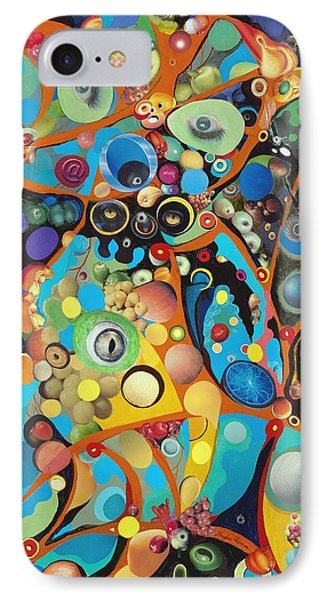 Martian Venusian Phone Case by Douglas Fromm