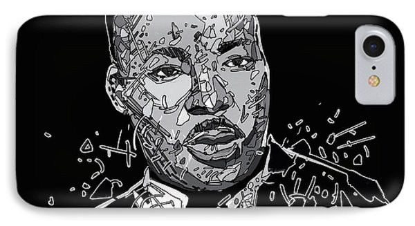 Martin Luther King  IPhone Case