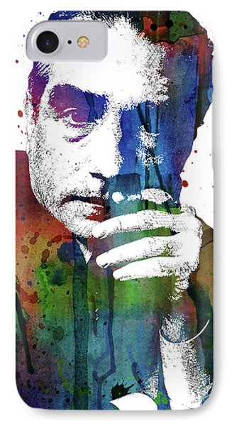 Martin Scorsese IPhone Case by Mihaela Pater