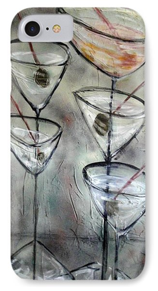 Martini Time IPhone Case