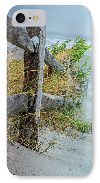 Marvel Of An Ordinary Fence IPhone Case