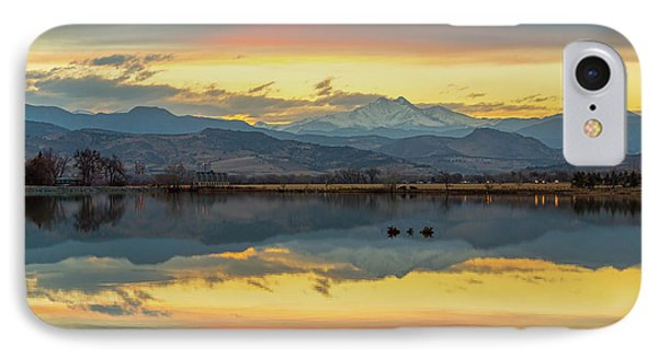 IPhone Case featuring the photograph Marvelous Mccall Lake Reflections by James BO Insogna