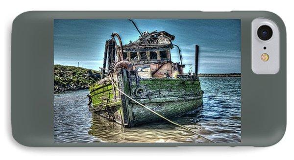 Mary D. Hume Shipwreak IPhone Case by Thom Zehrfeld