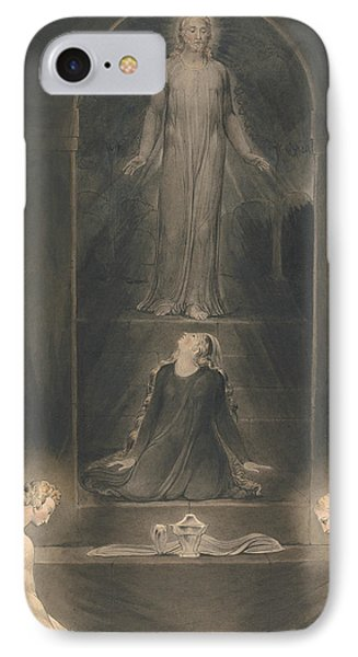 Mary Magdalen At The Sepulchre IPhone Case