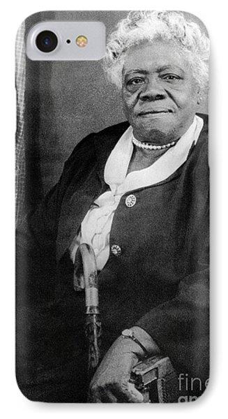 Mary Mcleod Bethune Phone Case by Granger